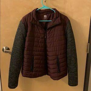 Comfy fall jacket
